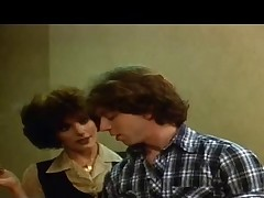 Gloria Leonard seduces a young guy