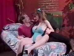 Bisex vintage sex movie scene on HST